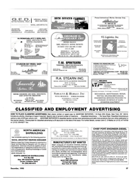 Maritime Reporter Magazine, page 57,  Dec 1990 Connecticut