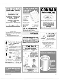 Maritime Reporter Magazine, page 59,  Dec 1990 Florida