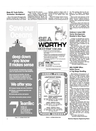 Maritime Reporter Magazine, page 6,  Dec 1990 Louisiana