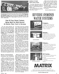 Maritime Reporter Magazine, page 9,  Jan 1991
