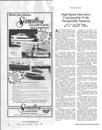 Maritime Reporter Magazine, page 16,  Jan 1991 United States Navy