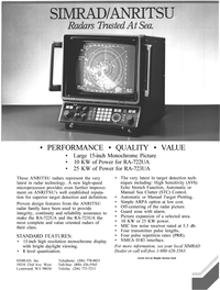 Maritime Reporter Magazine, page 2nd Cover,  Jan 1991