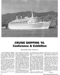Maritime Reporter Magazine, page 18,  Jan 1991