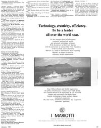 Maritime Reporter Magazine, page 21,  Jan 1991