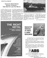 Maritime Reporter Magazine, page 40,  Jan 1991 Texas