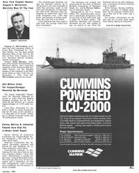 Maritime Reporter Magazine, page 41,  Jan 1991