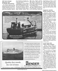 Maritime Reporter Magazine, page 46,  Jan 1991 Provide