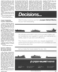 Maritime Reporter Magazine, page 49,  Jan 1991 Middle East