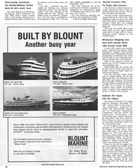 Maritime Reporter Magazine, page 54,  Jan 1991 Mark Lane