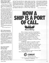 Maritime Reporter Magazine, page 61,  Jan 1991