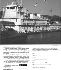 Maritime Reporter Magazine, page 5,  Jan 1991 tion network