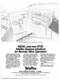 Maritime Reporter Magazine, page 15,  Feb 1991 cable/pulley systems
