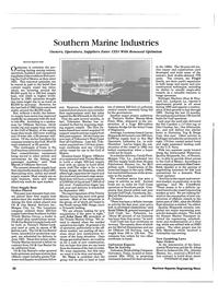 Maritime Reporter Magazine, page 20,  Feb 1991