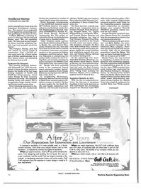 Maritime Reporter Magazine, page 22,  Feb 1991