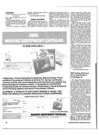 Maritime Reporter Magazine, page 34,  Feb 1991