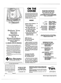 Maritime Reporter Magazine, page 2,  Feb 1991