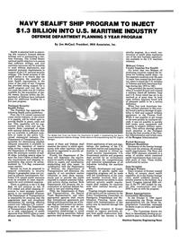 Maritime Reporter Magazine, page 44,  Feb 1991
