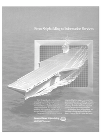 Maritime Reporter Magazine, page 3,  Feb 1991 computer technology