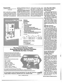 Maritime Reporter Magazine, page 48,  Feb 1991