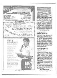 Maritime Reporter Magazine, page 54,  Feb 1991 Hood River