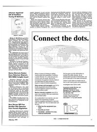 Maritime Reporter Magazine, page 57,  Feb 1991