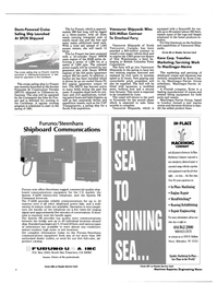 Maritime Reporter Magazine, page 4,  Feb 1991 itary and civil applications