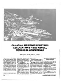 Maritime Reporter Magazine, page 62,  Feb 1991