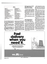 Maritime Reporter Magazine, page 63,  Feb 1991 the Business Times