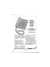 Maritime Reporter Magazine, page 8,  Mar 1991 SSB