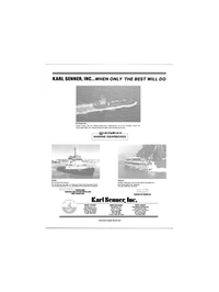 Maritime Reporter Magazine, page 2nd Cover,  Mar 1991