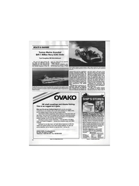 Maritime Reporter Magazine, page 16,  Apr 1991