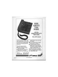 Maritime Reporter Magazine, page 1,  Apr 1991