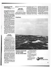 Maritime Reporter Magazine, page 23,  Jan 1992