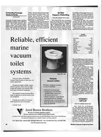 Maritime Reporter Magazine, page 24,  Jan 1992