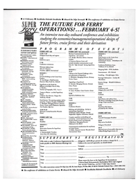 Maritime Reporter Magazine, page 1,  Jan 1992