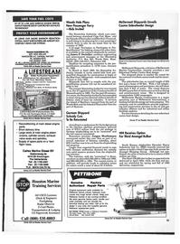 Maritime Reporter Magazine, page 29,  Jan 1992