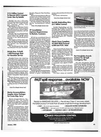 Maritime Reporter Magazine, page 31,  Jan 1992