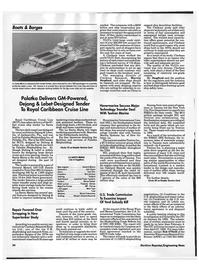 Maritime Reporter Magazine, page 32,  Jan 1992