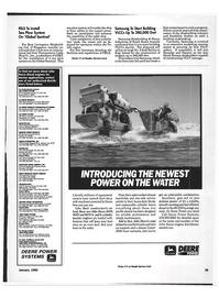 Maritime Reporter Magazine, page 33,  Jan 1992