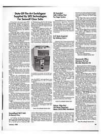 Maritime Reporter Magazine, page 37,  Jan 1992