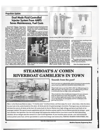 Maritime Reporter Magazine, page 4th Cover,  Jan 1992