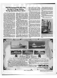 Maritime Reporter Magazine, page 4,  Jan 1992