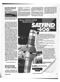 Maritime Reporter Magazine, page 7,  Jan 1992