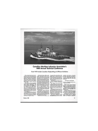 Maritime Reporter Magazine, page 57,  Feb 1992 Robert Dick