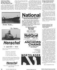 Maritime Reporter Magazine, page 98,  Mar 1992 Bill Coleman