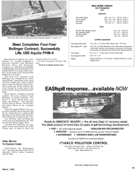 Maritime Reporter Magazine, page 9,  Mar 1992 North Carolina