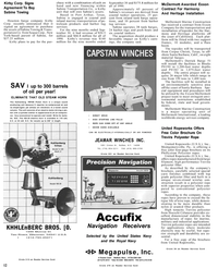 Maritime Reporter Magazine, page 10,  Mar 1992