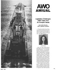 Maritime Reporter Magazine, page 11,  Mar 1992 Jennifer Boucher