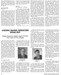 Maritime Reporter Magazine, page 14,  Mar 1992