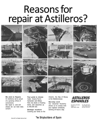 Maritime Reporter Magazine, page 18,  Mar 1992 Spain
